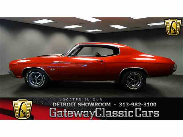 1970 Chevrolet Chevelle | 952268