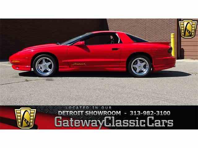 1994 Pontiac Firehawk | 952269