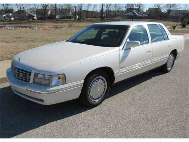 1999 Cadillac DeVille D'Elegance | 950227