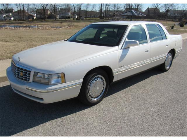 1999 Cadillac DeVille D'Elegance   950227