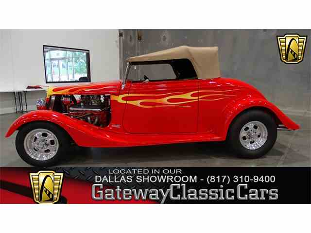 1934 Ford Roadster | 952273