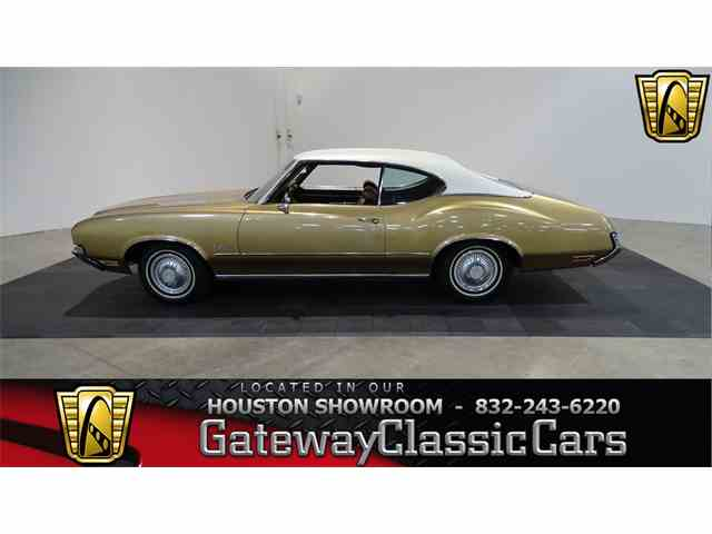 1972 Oldsmobile Cutlass | 952276