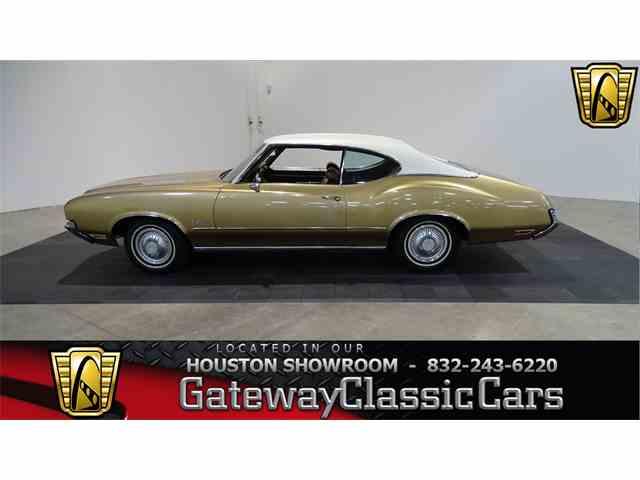 1972 Oldsmobile Cutlass | 952276