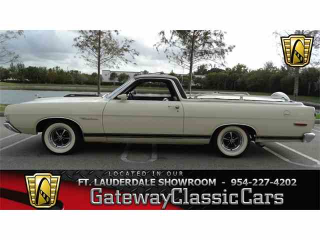 1969 Ford Ranchero | 952279