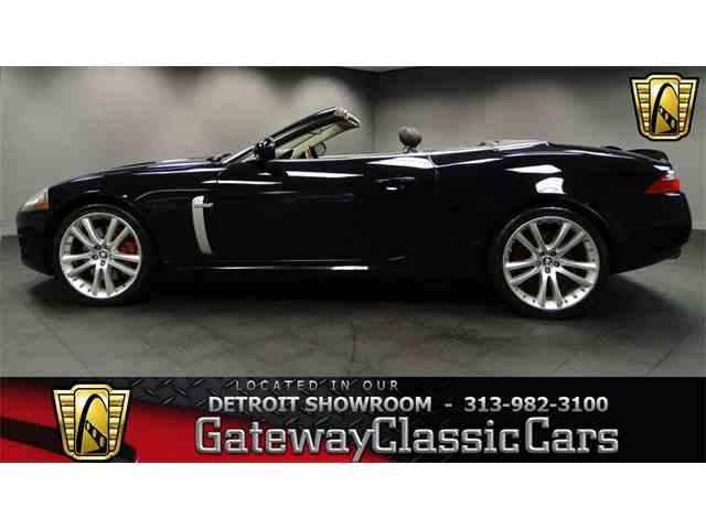 2007 Jaguar XKR | 952282