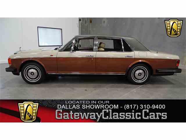1986 Rolls-Royce Silver Spur | 952285