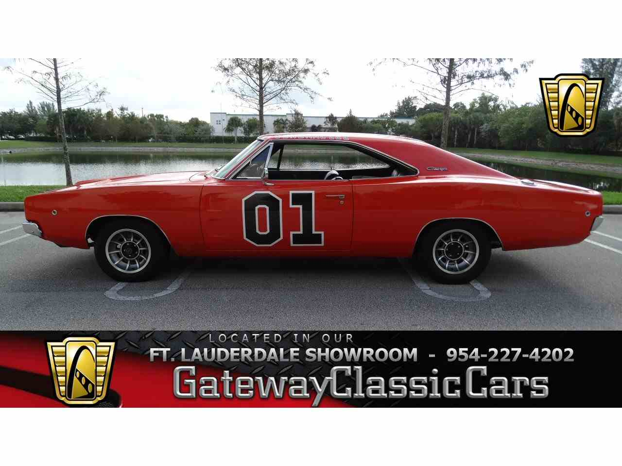 1968 Dodge Charger for Sale - CC-952293