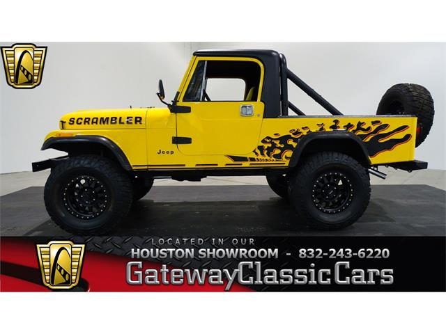 1985 Jeep CJ8 Scrambler | 952301