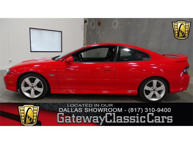 2006 Pontiac GTO   952308