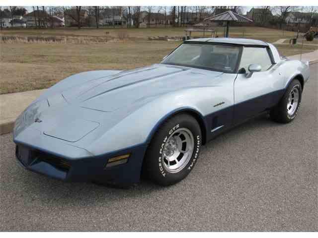 1982 Chevrolet Corvette | 950231