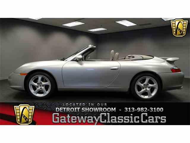 2003 Porsche 911 | 952314