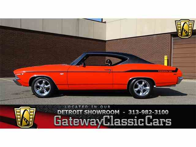 1969 Chevrolet Chevelle | 952316