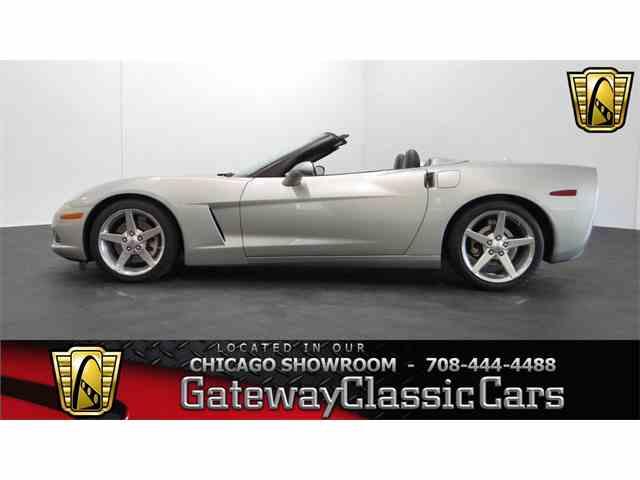2005 Chevrolet Corvette | 952317
