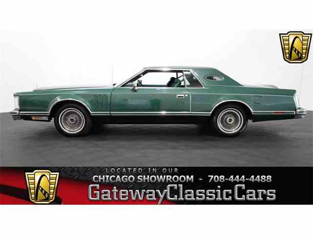 1977 Lincoln Continental | 952318