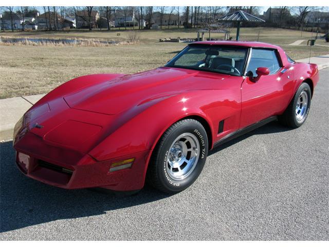 1981 Chevrolet Corvette | 950232