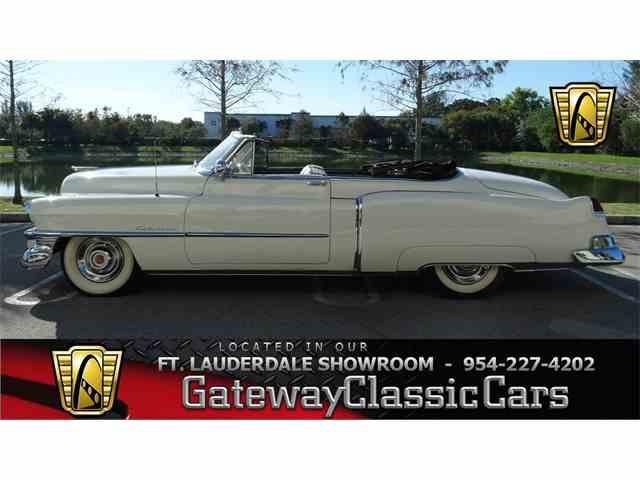 1950 Cadillac Series 62 | 952320