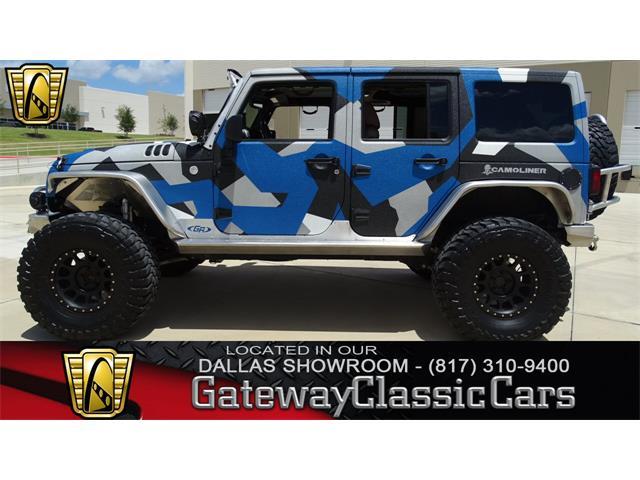 2013 Jeep Wrangler   952325