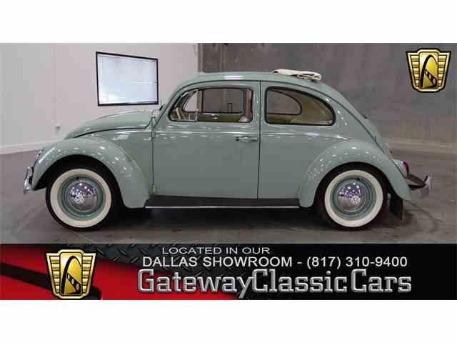 1963 Volkswagen Beetle | 952330