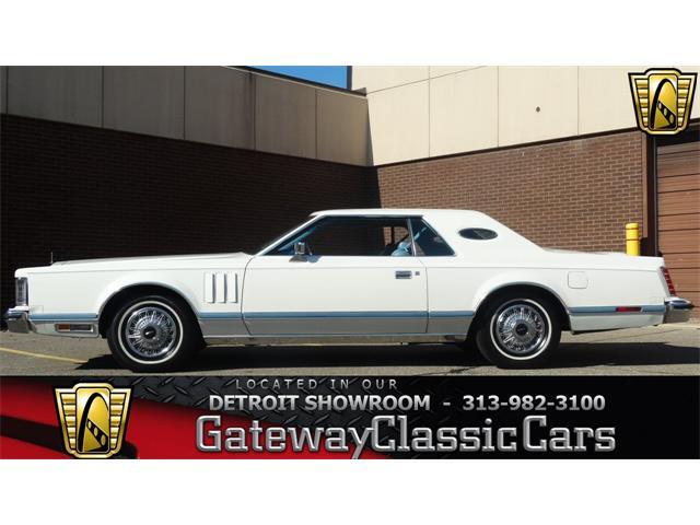 1978 Lincoln Continental   952334