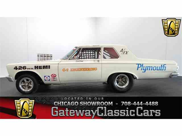 1965 Plymouth Belvedere | 952342