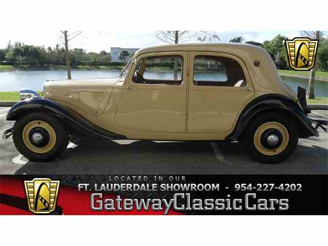1935 Citroen 7CV | 952350
