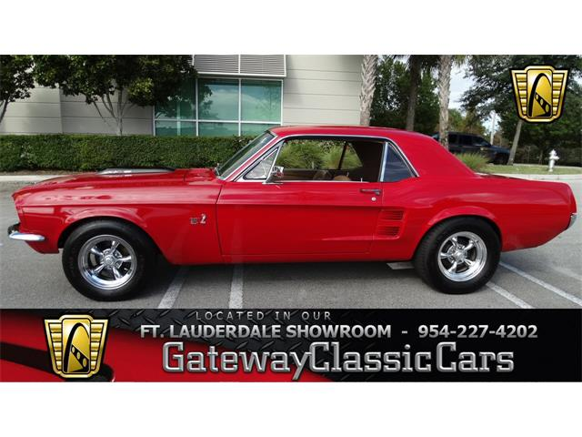 1967 Ford Mustang | 952352