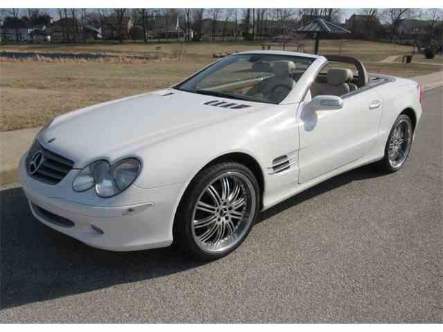 2006 Mercedes-Benz SL500 | 950236
