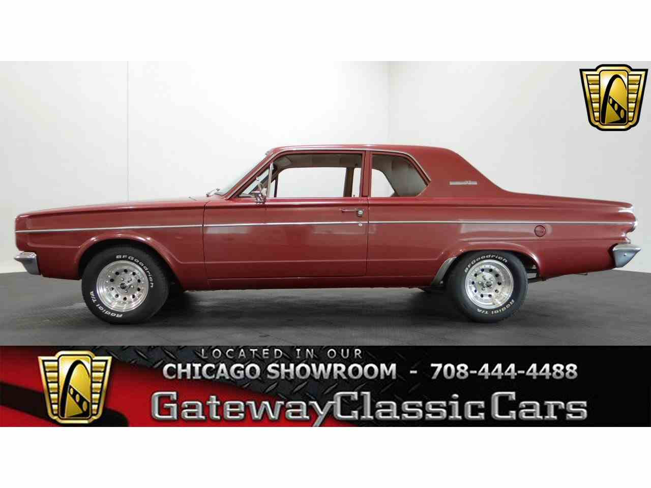 1966 Plymouth Valiant for Sale - CC-952364