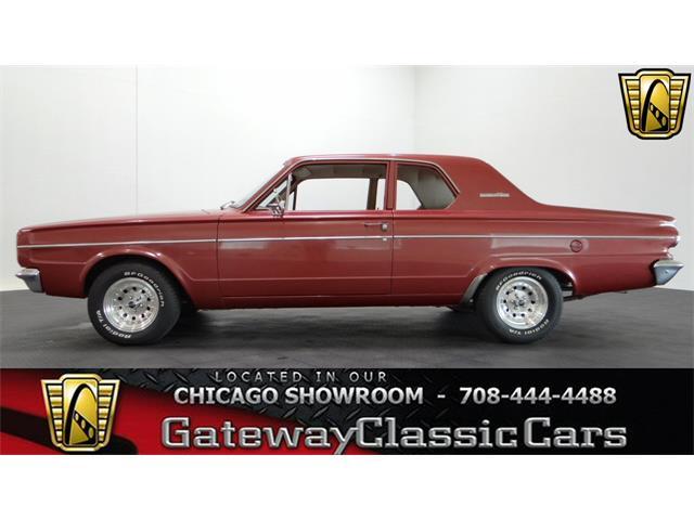 1966 Plymouth Valiant | 952364