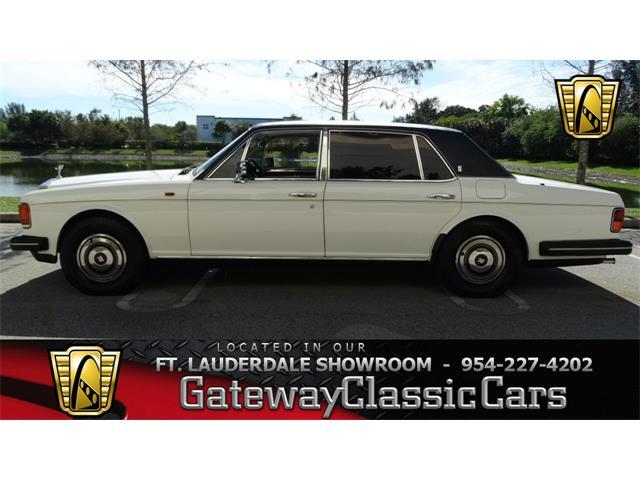 1986 Rolls-Royce Silver Spur   952367