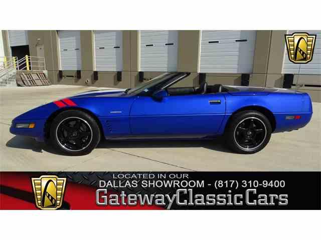 1996 Chevrolet Corvette | 952375