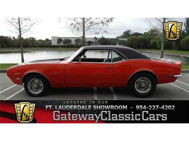 1968 Chevrolet Camaro | 952379