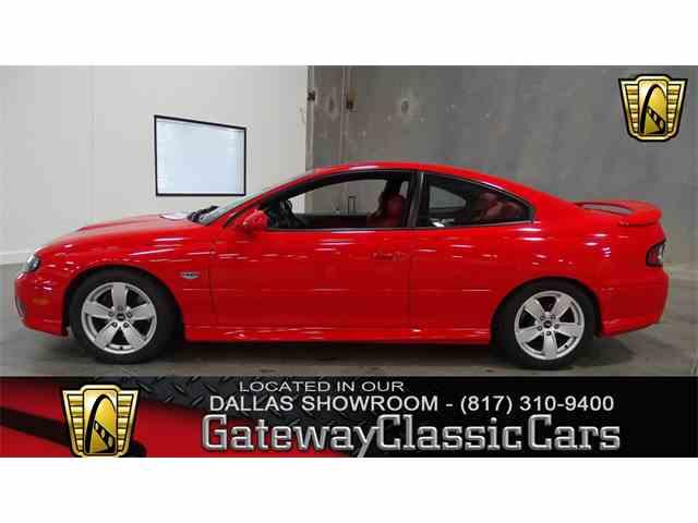 2006 Pontiac GTO | 952382