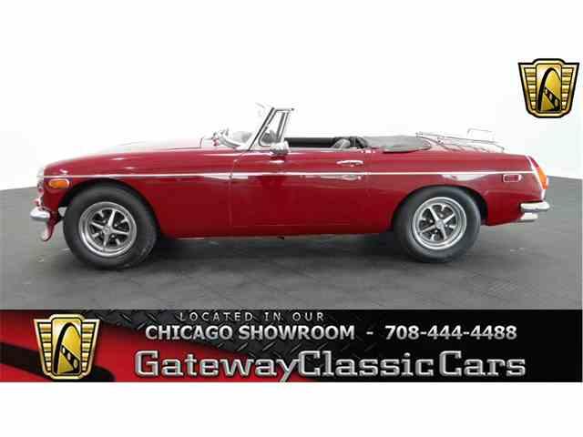 1972 MG MGB | 952386