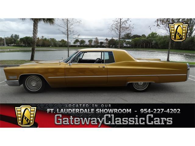 1967 Cadillac DeVille | 952392