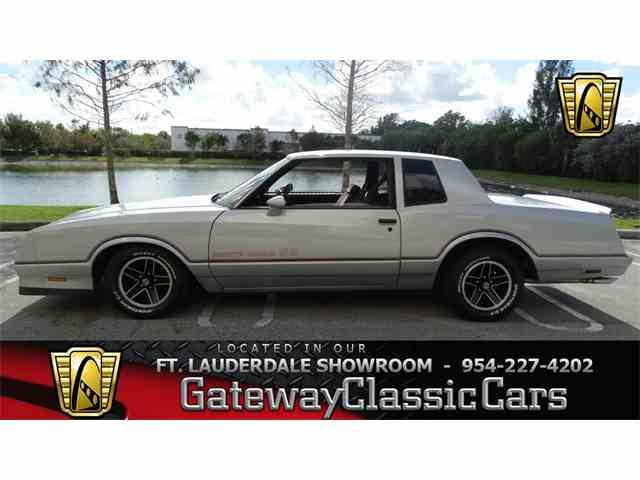 1985 Chevrolet Monte Carlo | 952394