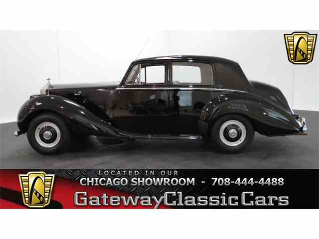 1954 Rolls-Royce Silver Dawn | 952397