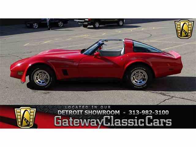 1982 Chevrolet Corvette | 952399