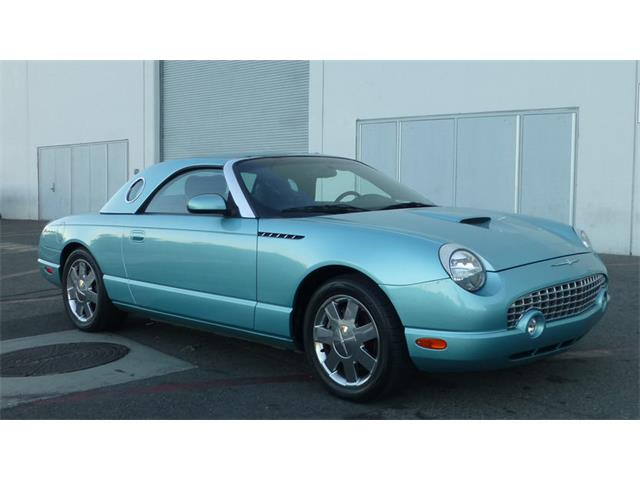 2002 Ford Thunderbird | 950024