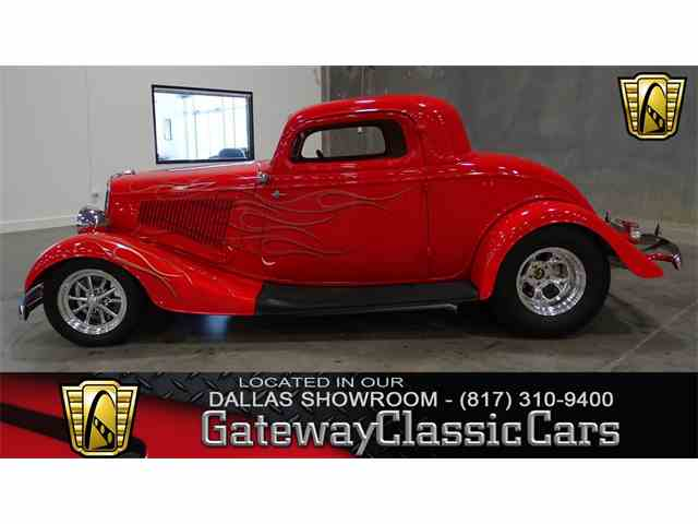 1934 Ford 3 Window | 952404