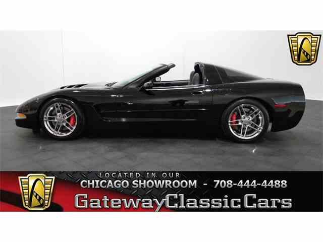 2000 Chevrolet Corvette | 952405