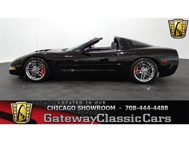 2000 Chevrolet Corvette   952405