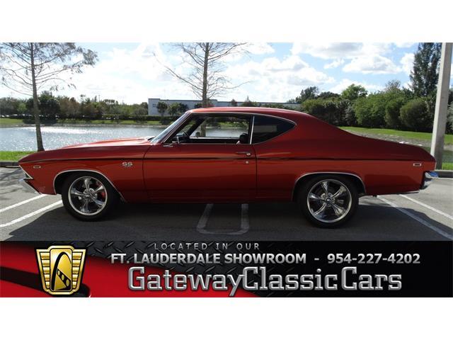 1969 Chevrolet Chevelle | 952412
