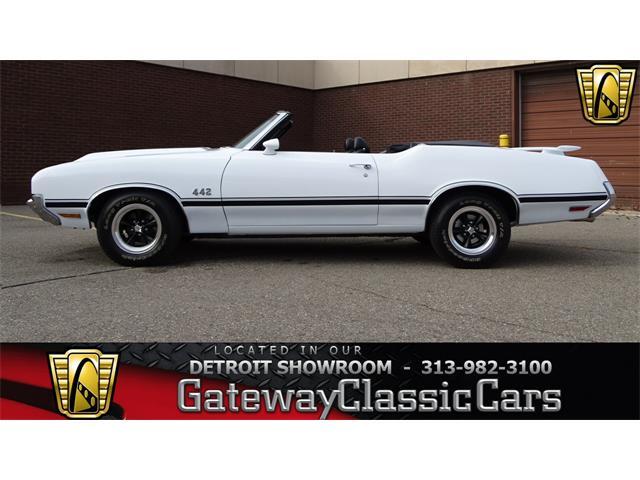 1971 Oldsmobile Cutlass | 952422