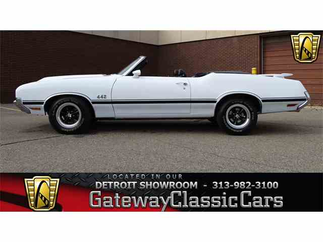 1971 Oldsmobile Cutlass | 952422