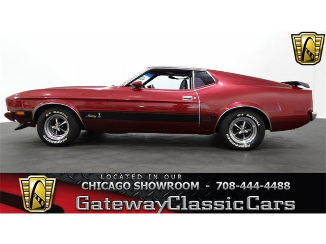 1973 Ford Mustang | 952425