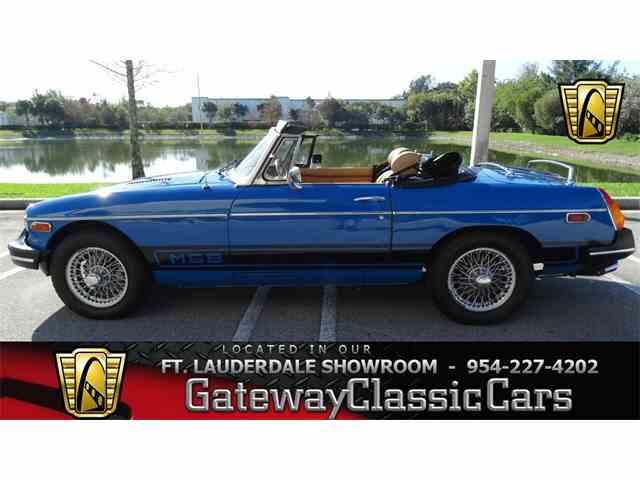 1977 MG MGB | 952427