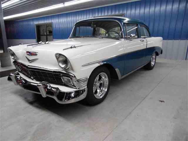 1956 Chevrolet 210 2 Dr. Sedan | 950243
