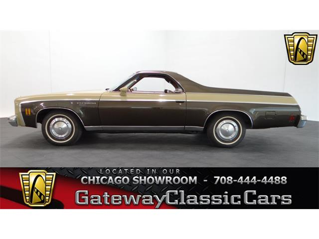 Classifieds for Classic Chevrolet El Camino - 268 Available
