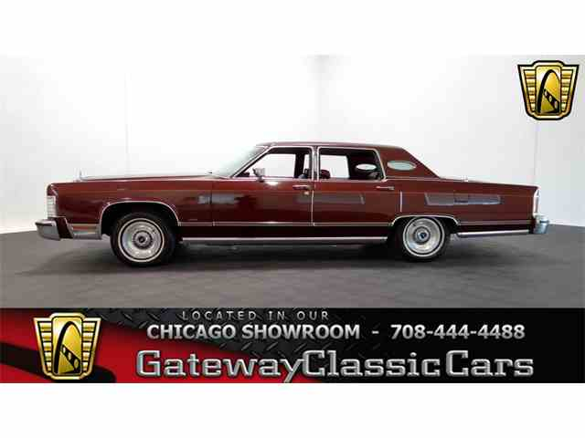 1978 Lincoln Continental | 952434